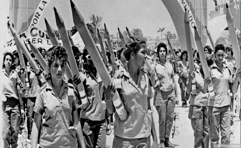 Cuba Literacy Campaign 1