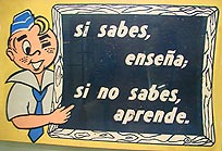 Cuba Literacy Poster 2