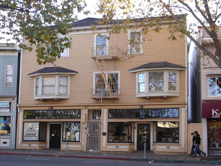 2509 Telegraph; Photo: R. Kehlmann