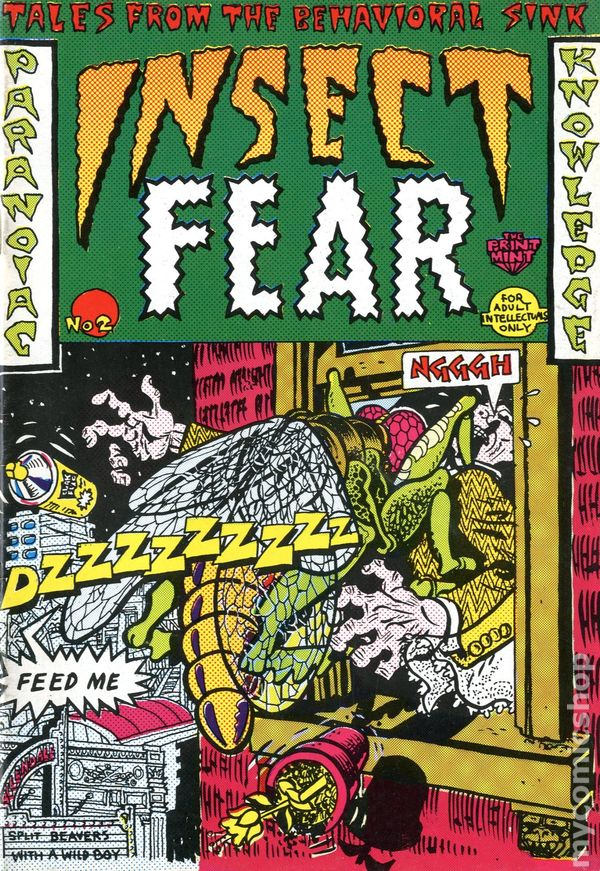 Insect Fear