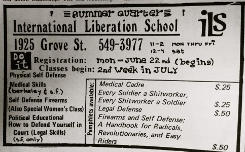International LIberation School. Registraiton for Summerjpg