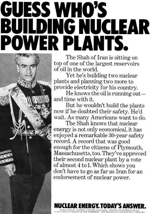 Iran building nukes