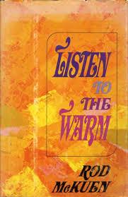 Listent ot he Warm Book