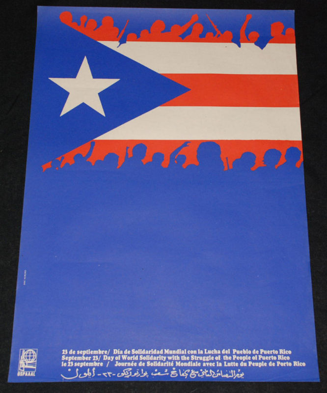 Norling Poster Puerto Rico