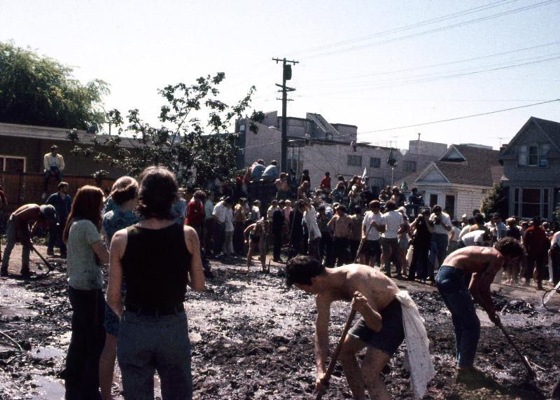 People's Park 1969