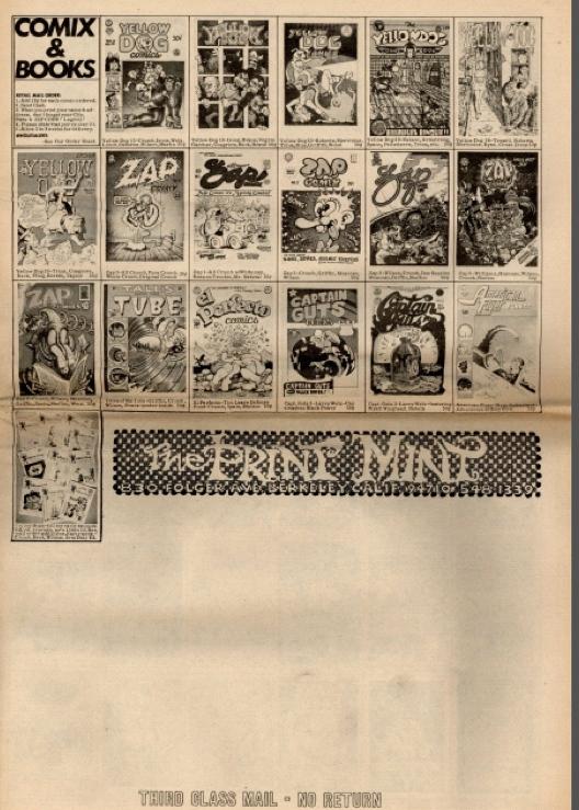 Print Mint Catalog 1