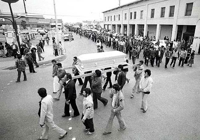 Rufino Funeral