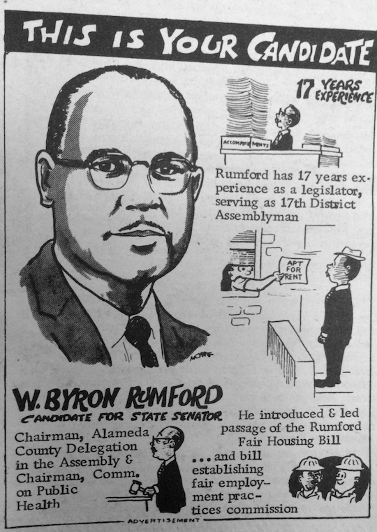 Berkeley Citizen, 1966
