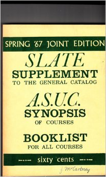 SLATE Supplement SPring 67