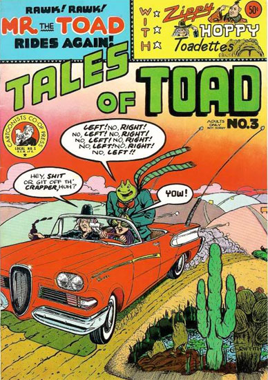 Tales of Toad