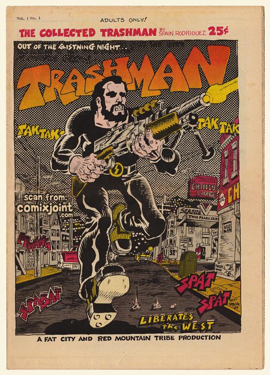 Trashman 1