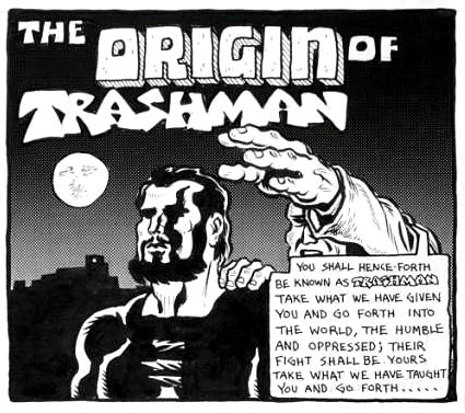 Trashman 3
