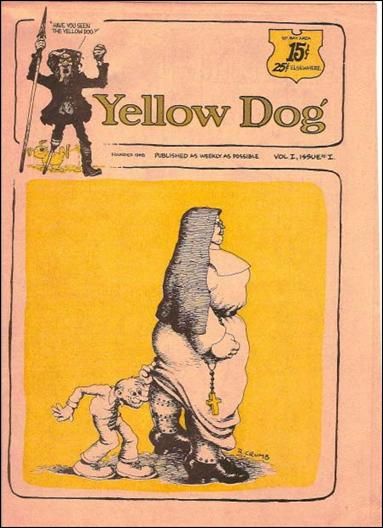 Yellow Dog 1