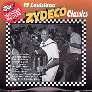 15+Louisiana+Zydeco+Classics