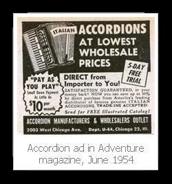 5 Adventure, June 1954 - accordion ad[7]