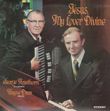 Accordion Jesus My Lover Divine