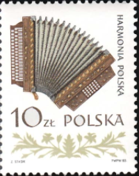 Accordion Stamp