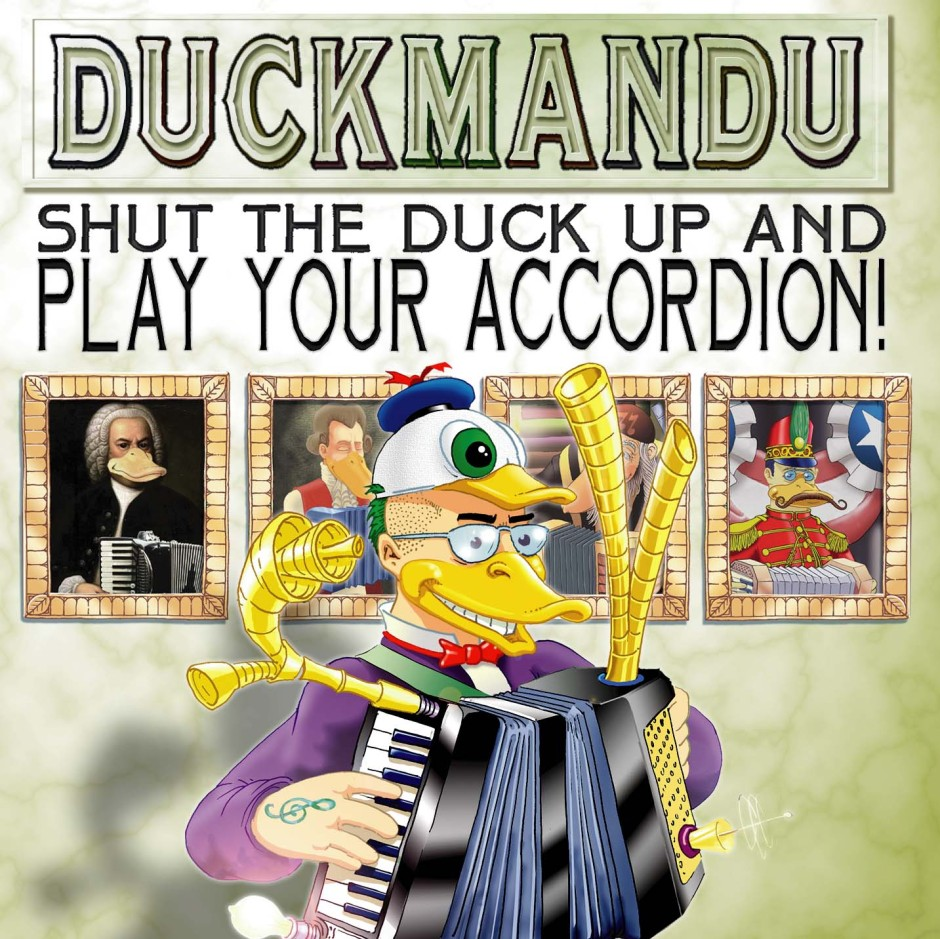 Album-Shut_the_Duck_Up-hires