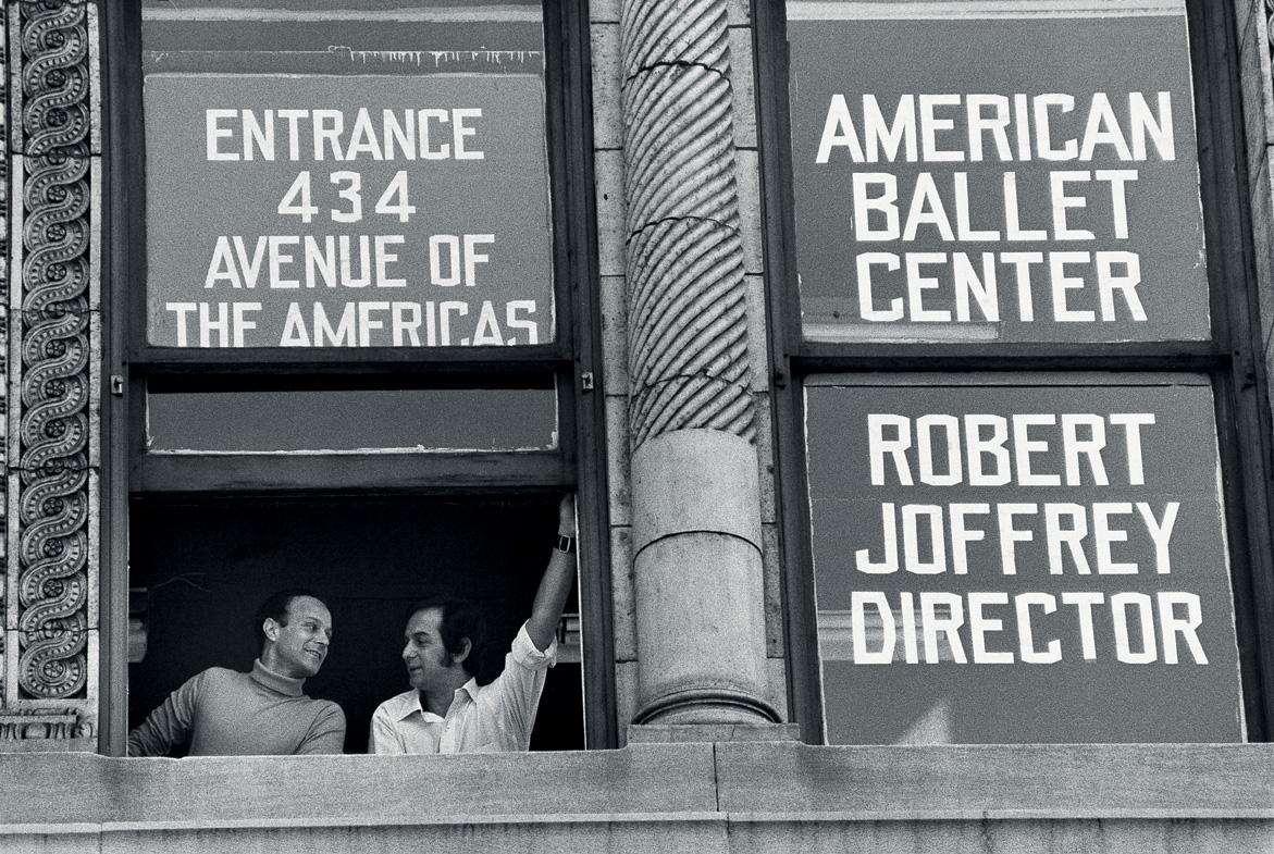 Arpino-and-Joffrey-at-the-New-York-ballet-school