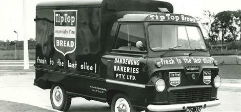 Australian Bread truck