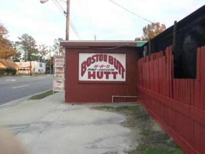 Butt hut