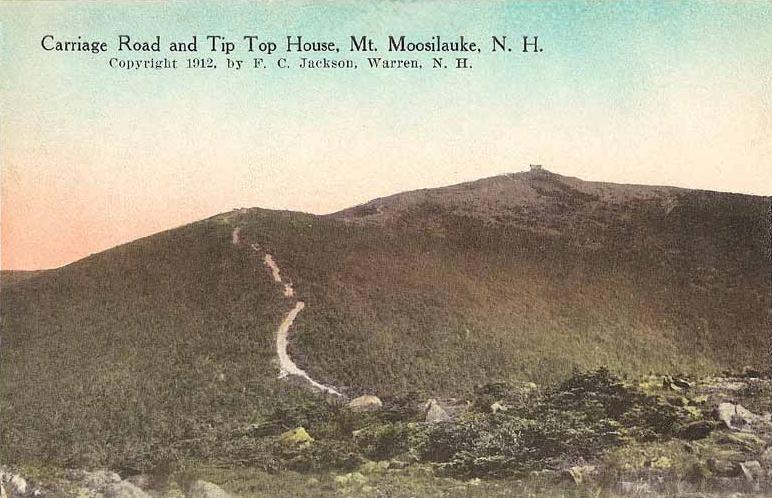 Carriage_Road_and_Tip_Top_House,_Mount_Moosilauke,_NH