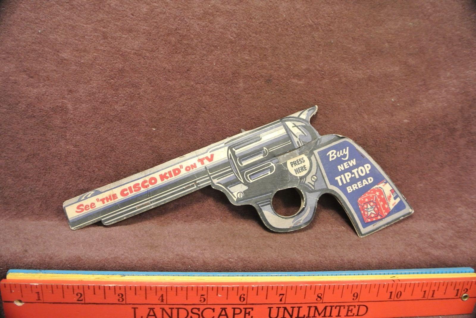 Cisco Kid gun