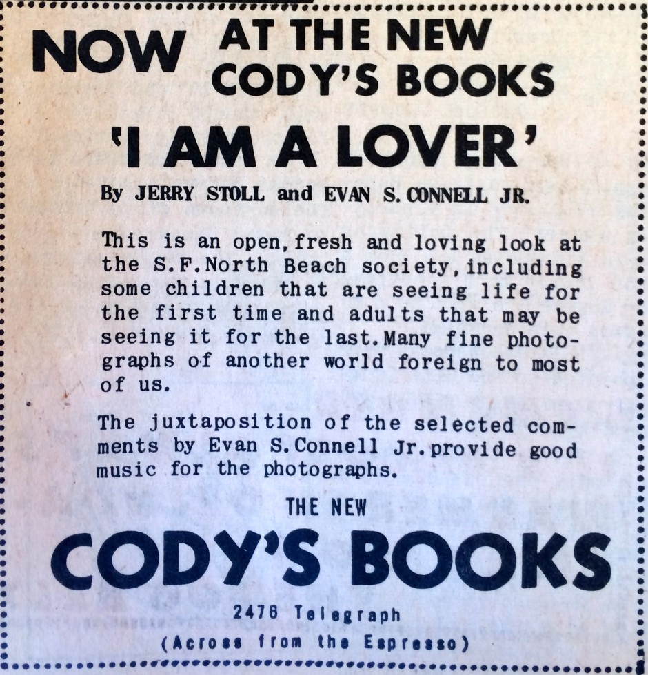 Cody's I am a Lover