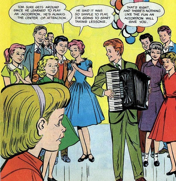 Comic Ad 2