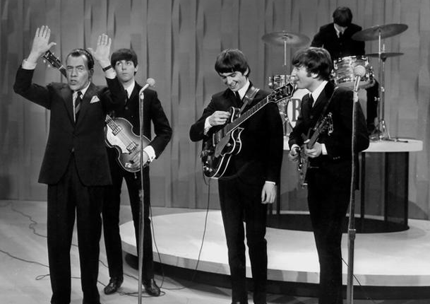 Ed Sullivan Feb 9 1964