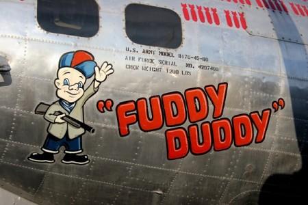 FuddyDuddy