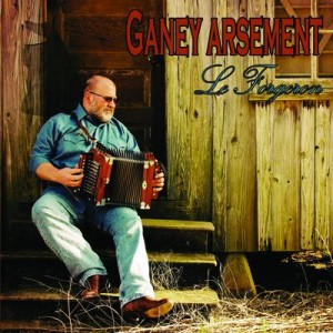 Ganey-Arsement--Le-Forgeron-album-cover