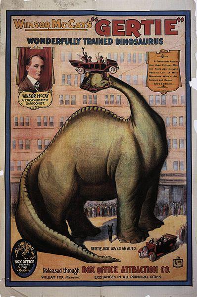 Gertie Poster