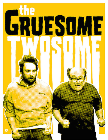 Gruesome twosome
