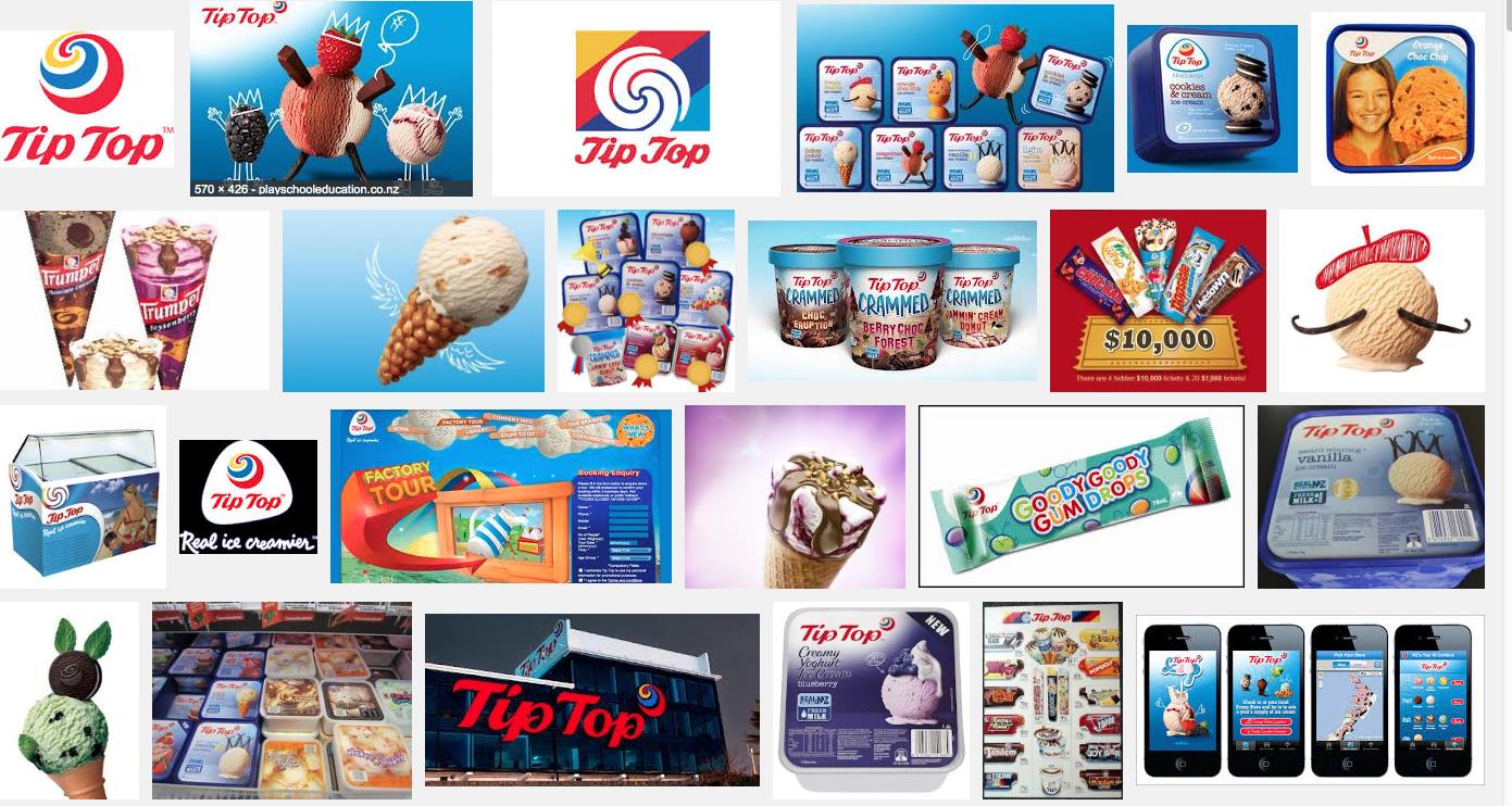 Ice Cream Products