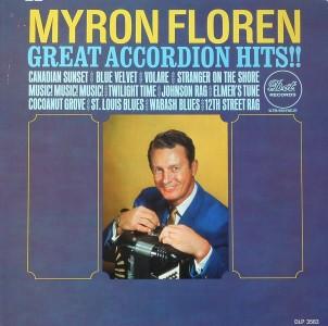MyronFlorenGreatAccordionHits1