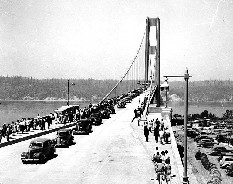 Opening_day_of_the_Tacoma_Narrows_Bridge,_Tacoma,_Washington
