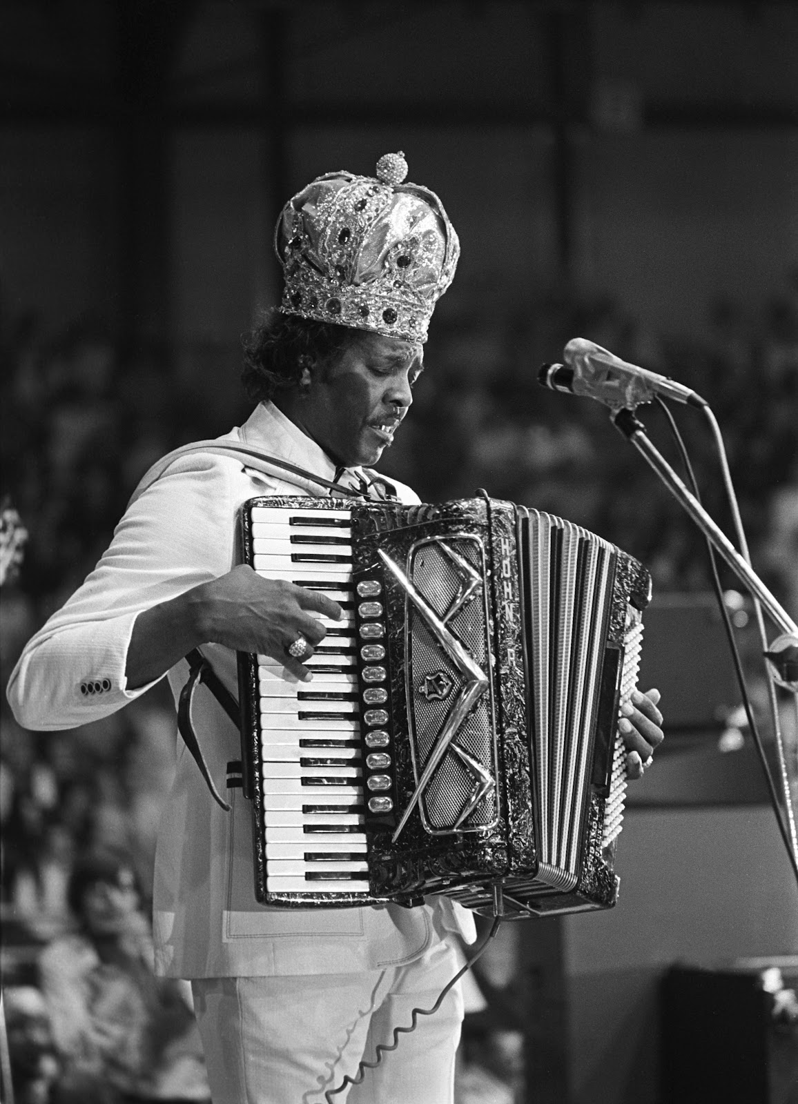 _Philip_Gould_Clifton_Chenier_1975_Cajun_Music_Festival_Lafayette_LA