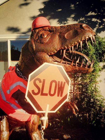 Redwood City 2 Dug T-Rex