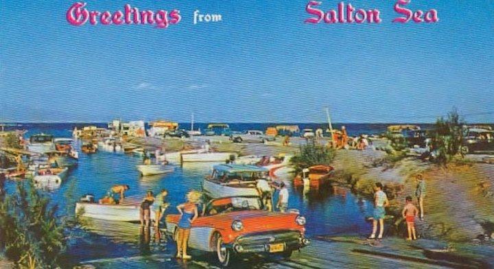 Salton Sea Postcard 2