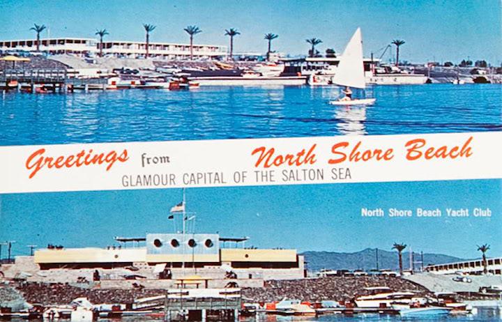 Salton Sea Postcard 3