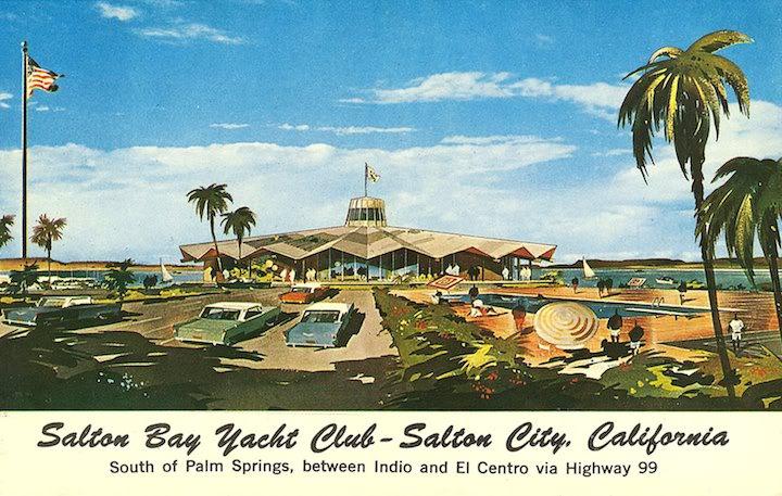 Salton Sea Postcard 4