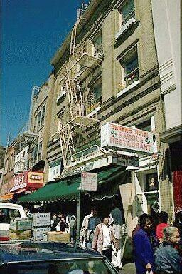 San Francissco (Obrero Hotel)