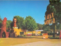 Scottss Valley Lost World Sign Color
