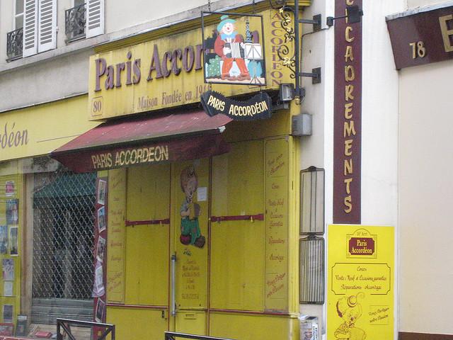 Store Paris Better
