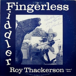 THACKERSON_ ROY _Fingerless Fiddler_ Vol_ 3_