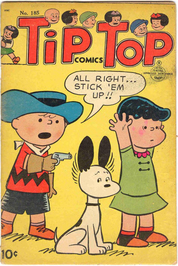 Tip Top #185 (Mar-Apr54)