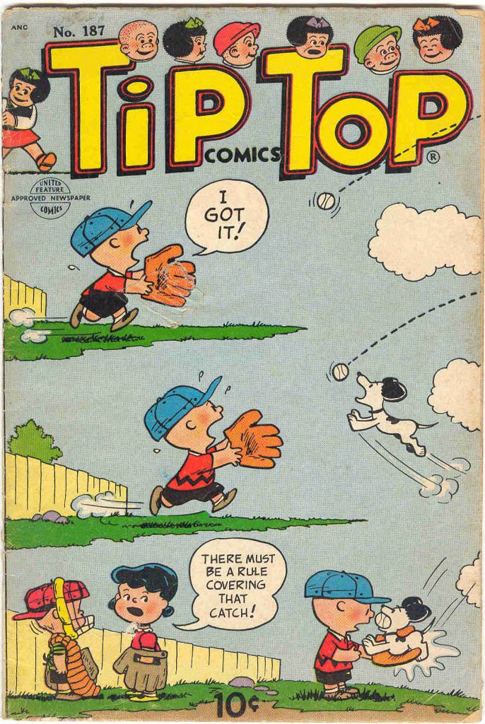 Tip Top #187 (July-Aug54)