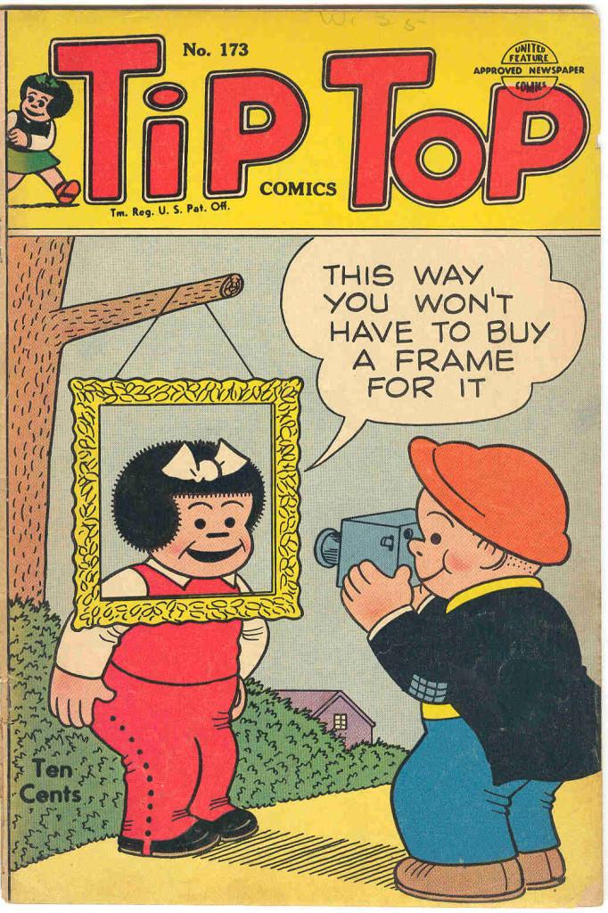 Tip Top Comics #173 (Mar-Apr52)