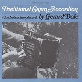 Traditioanl Cajun Accordion